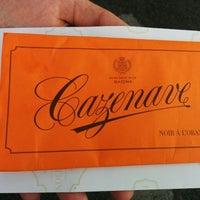 Photo taken at Chocolat Cazenave by Ayca T. on 6/6/2014