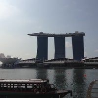 Photo taken at Marina Bay Sands Casino by RL I. on 5/23/2013