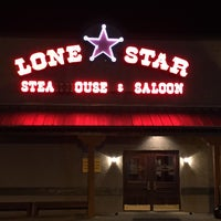 Photo taken at Lone Star Steakhouse & Saloon by Jay W. on 10/18/2015