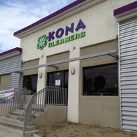 Photo taken at Kona Cleaners by Kevin P. D. on 1/26/2014