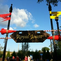 Photo taken at The Royal JOUST by Joey R. on 10/13/2012