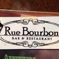 Photo taken at Rue Bourbon by Irish Melody M. on 7/11/2013