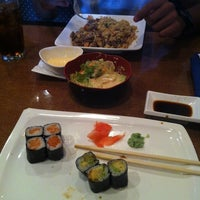 Photo taken at Tokyo Sushi and Grill by Rebeka H. on 7/14/2013