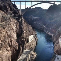 Photo taken at Hoover Dam by Yulia S. on 9/16/2013
