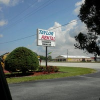Photo taken at Taylor Rental by Dorothy R. on 5/10/2013