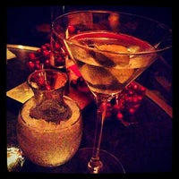 Photo taken at Bemelmans Bar by Laila F. on 12/18/2012