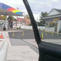 Photo taken at Sunoco by Samantha S. on 10/9/2014