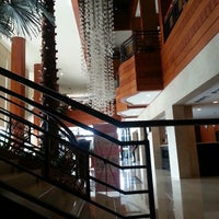 Photo taken at Labersa Grand Hotel & Convention Center by Wiwien A. on 6/9/2014