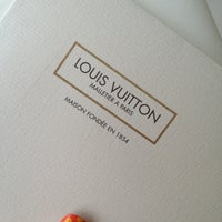 Photo taken at Louis Vuitton by 🔮Lukkaew L. on 8/9/2013