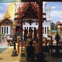 Photo taken at Wat Luang Por Opasee by Winchai N. on 8/23/2016