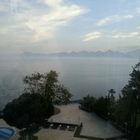 Photo taken at Antalya Hotel by Nikita E. on 5/22/2013