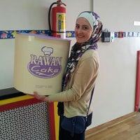 Photo taken at Rawan Cake by Hana T. on 4/28/2013