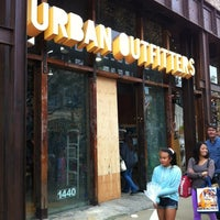 Photo taken at Urban Outfitters by Maríus M. on 11/23/2012