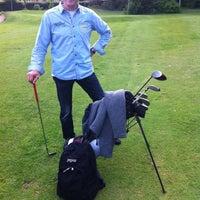 Photo taken at Golfclub Steenpoel by Marc D. on 5/22/2015
