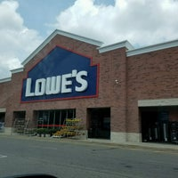 Photo taken at Lowe's Home Improvement by Mrs T. on 8/1/2016