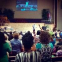 Photo taken at Princeton Pike Church of God by Princeton Pike C. on 9/28/2014