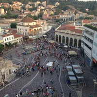 Photo taken at A for Athens by Dimitris G. on 6/26/2013