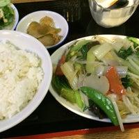 Photo taken at 周香港飯店 by iKawamoto! on 2/23/2015