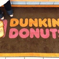 Photo taken at Dunkin' Donuts by Eric Thomas C. on 11/7/2012