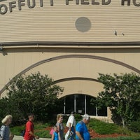 Photo taken at Offutt Field House by Andy A. on 7/30/2016