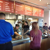 Photo taken at Chipotle Mexican Grill by Andrea G. on 6/19/2013