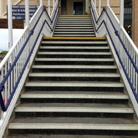 Photo taken at Harrogate Railway Station (HGT) by Spencer H. on 8/29/2013