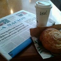Photo taken at Starbucks by Axel B. on 4/24/2013