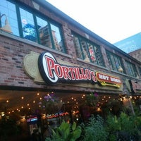 Photo taken at Portillo's by Stephen R. on 9/16/2012