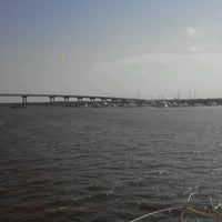 Photo taken at St Johns Yacht Harbor by Alex K. on 7/28/2012