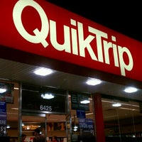 Photo taken at QuikTrip by Parker on 10/17/2011