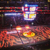 Photo taken at Prudential Center by Vitaly V. on 1/26/2013