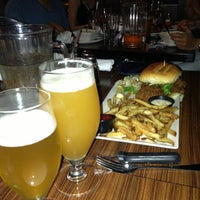 Photo taken at Boston Beer Works by Karisma N. on 6/23/2013