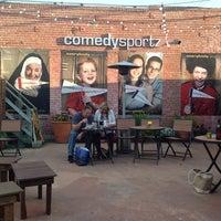 Photo taken at ComedySportz LA by Barry W. on 4/27/2014