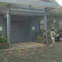 Photo taken at Rutan Kebon Waru by Riki P. on 5/14/2013