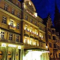 Photo taken at Hotel Fürstenhof by Christian K. on 12/29/2012