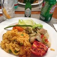 Photo taken at Jardim Aurélia Restaurante e Eventos by Ygor L. on 1/17/2014