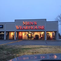 Photo taken at Men's Wearhouse by Will W. on 11/22/2013