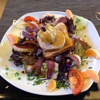 Photo taken at Le Grand Café by Joris K. on 3/6/2014