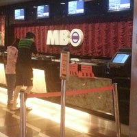 Photo taken at MBO Cineplex by Viz K. on 5/1/2013