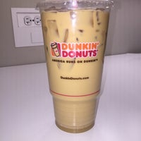 Photo taken at Dunkin Donuts by Huggi W. on 1/29/2016
