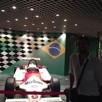 Photo taken at 大賽車博物館 / Museu do Grande Prémio / Grand Prix Museum by Cihat K. on 7/8/2016