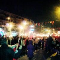 Photo taken at Beşiktaş by Seren S. on 10/29/2013