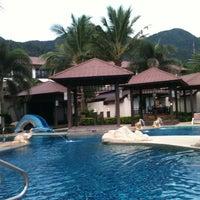 Photo taken at Kacha Resort & Spa by Noey N. on 9/7/2013
