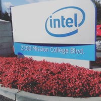 Photo taken at Intel by Sinan Ö. on 11/23/2016