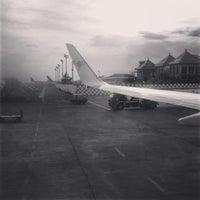 Photo taken at Gate 15 by Joshua Ega Y. on 4/27/2013
