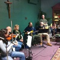Photo taken at St. Pius V Fish Fry by John Rogers V. on 2/16/2013