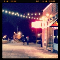 Photo taken at Famous Dave's by Allen R. on 11/30/2012