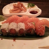 Photo taken at Fuji Grill by Julie N. on 4/24/2013