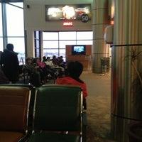 Photo taken at Gate D50 by David C. on 11/24/2012