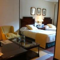 Foto tomada en Gran Hotel Conde Duque por Stephanie C. el 2/26/2013